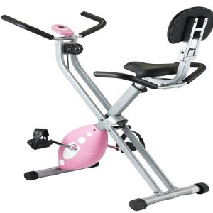 Sunny Magnetic Folding Exercise Bike